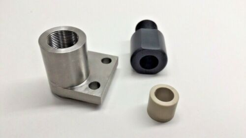 Details about  /Durr 238-B Guide Set 10443355 Stainless /& 10438716 /& Bushing