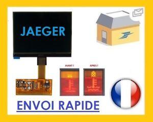 Ecran Afficheur LCD problème pixel compteur Audi TT A3 A4 A6 GARANTIE 1 an EL04
