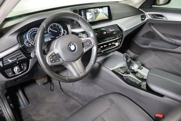 BMW 520d 2,0 Touring billede 5