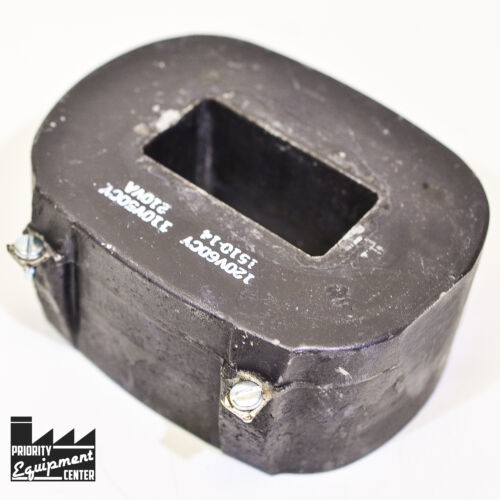 Free Shipping Cutler Hammer 9-1510-14 9151014 120  Vac Coil 1510-14 151014