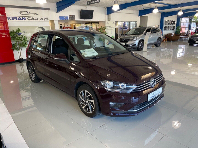 VW Golf Sportsvan 1,4 TSi 125 Allstar BMT 5d