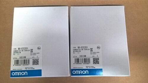 PLC OMRON N° 1  NX-ECC201 NEW