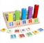 miniature 1 - Kids Count & MATCH chiffres en bois Compter Maths Educational Puzzle Enfants Jouet