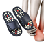 Comfortable-Medical-Massage-Acupressure-Slippers miniature 1