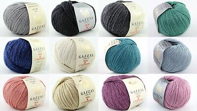 8597 ARIEL Lacegarn Wolle 50g MANOS del URUGUAY LACE Alpaka Seide Kaschmir Fb