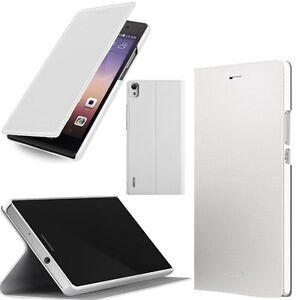 05c4b1da7fa La imagen se está cargando Original-Huawei-Ascend-P7-Flip-Case-Funda-Libro-