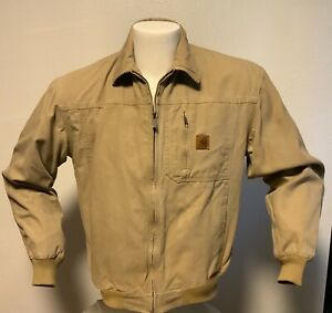 Vintage.Carhartt Mens Detroit Jacket Size Medium Reg.    6