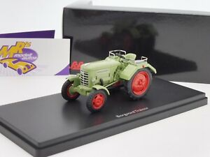 Schuco-Pro-R-08964-BORGWARD-Tracteur-Annee-1953-034-Resedagrun-034-1-43-PRIX-IMBATTABLE
