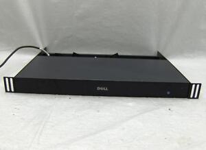 Image Is Loading Dell 582RR 16 Port 19 034 Rackmount KVM