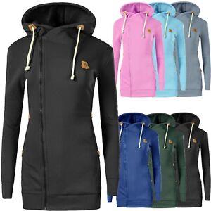 N004-Damen-Pullover-Long-Kapuzenpullover-Sweatshirt-Hoodie-Jacke-Langarm