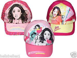 La imagen se está cargando Completamente-Licenciado-Disney-Violetta -Sol-De-Verano-sombrero- 34b6fc2ab12