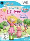 Prinzessin Lillifee: Die große Feenparty (Nintendo Wii, 2010, DVD-Box)