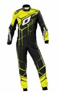 Go Kart Racing Suit CIK//FIA Approved Customized White in Special Size