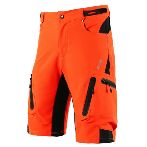 Lixada Baggy Shorts Cycling Biking Pants Breathable Sports Loose Fit Shorts W3C6