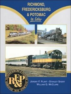 RICHMOND-FREDERICKSBURG-amp-POTOMAC-in-Color-NEW-BOOK