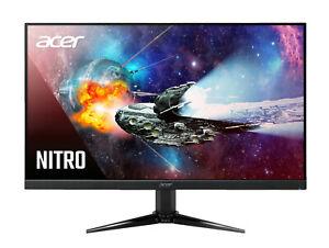 ACER Nitro QG241Y 23.8 Zoll Full-HD Gaming Monitor (1 ms Reaktionszeit, FreeSync