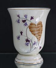 Art Deco Porzellan Vase von Lichte VEB !!! Wunderschöne Handmalerei !!!
