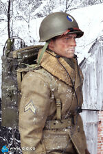 DID Paul Radio Operator WWII 29th Infantry Division Christmas 1/6 MIB #A80115s