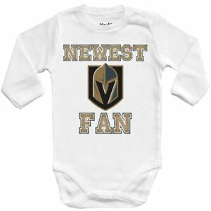 premium selection e72d7 72173 Details about Baby bodysuit Newest fan Vegas Golden knights, NHL, kids One  Piece jersey Shower
