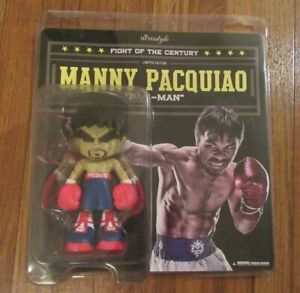 Mindstyle-Collectormates-Manny-Pacquiao-Vinyl-Figure-7-034-Fight-Of-The-Century-New