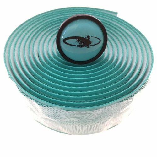 Celeste Bianchi Green Road bike Cycling Tapes Lizard Skins DSP 2.5mm Bar Tape
