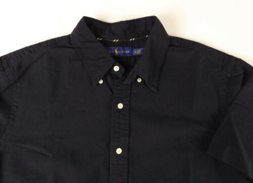 Polo Ralph Lauren SS 100/% Oxford Cotton Shirt $85 NWT Embroidered Pony or Pocket