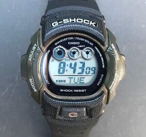 Rare-CASIO-G-Shock-GW-002KA-2913-Tough-Solar-Waveceptor-World-Time-45mm-case