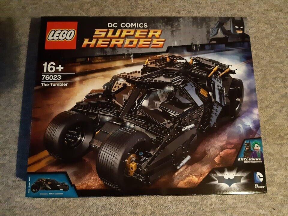 Lego Exclusives, 76023