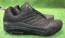cd179e79cc7c84 item 4 2011 Nike Air Jordan CMFT VIZ AIR XIII 13 COMFORT BLACK STEALTH  CEMENT GREY 11 -2011 Nike Air Jordan CMFT VIZ AIR XIII 13 COMFORT BLACK  STEALTH ...