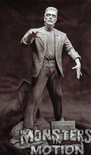 Frankenstein se encuentra con Jag Model kit 05fmm07