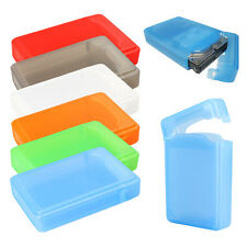 "3.5"" Inch IDE SATA HDD Hard Drive Disk Plastic Storage Box Case Practical"
