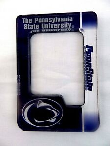 Penn-State-University-Nittany-Lions-Photo-Frame-Acrylic-Magnet-College-Football