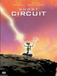 Short Circuit (DVD, 2004) *Widescreen* Ally Sheedy, Steve Guttenberg
