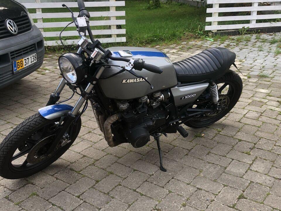 Kawasaki, kz 1000 J, 1000 ccm