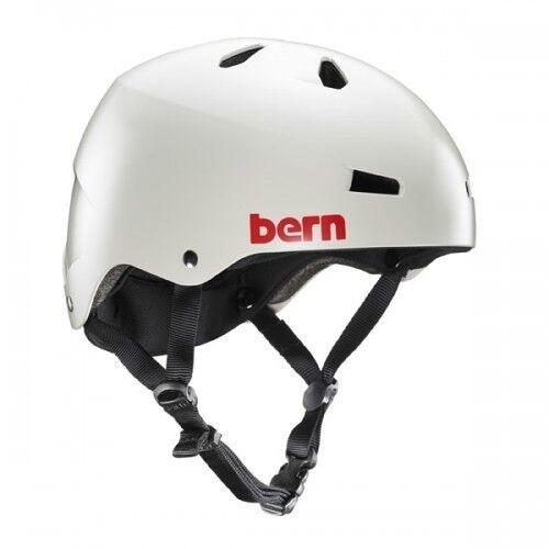 Bern Macon H2O Wassersport-Helm Kanu Wake M oder X XXL Licht Grau 43147
