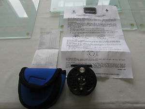 A1-unused-hardy-sovereign-2000-no-5-limited-edition-trout-fly-fishing-reel-etc