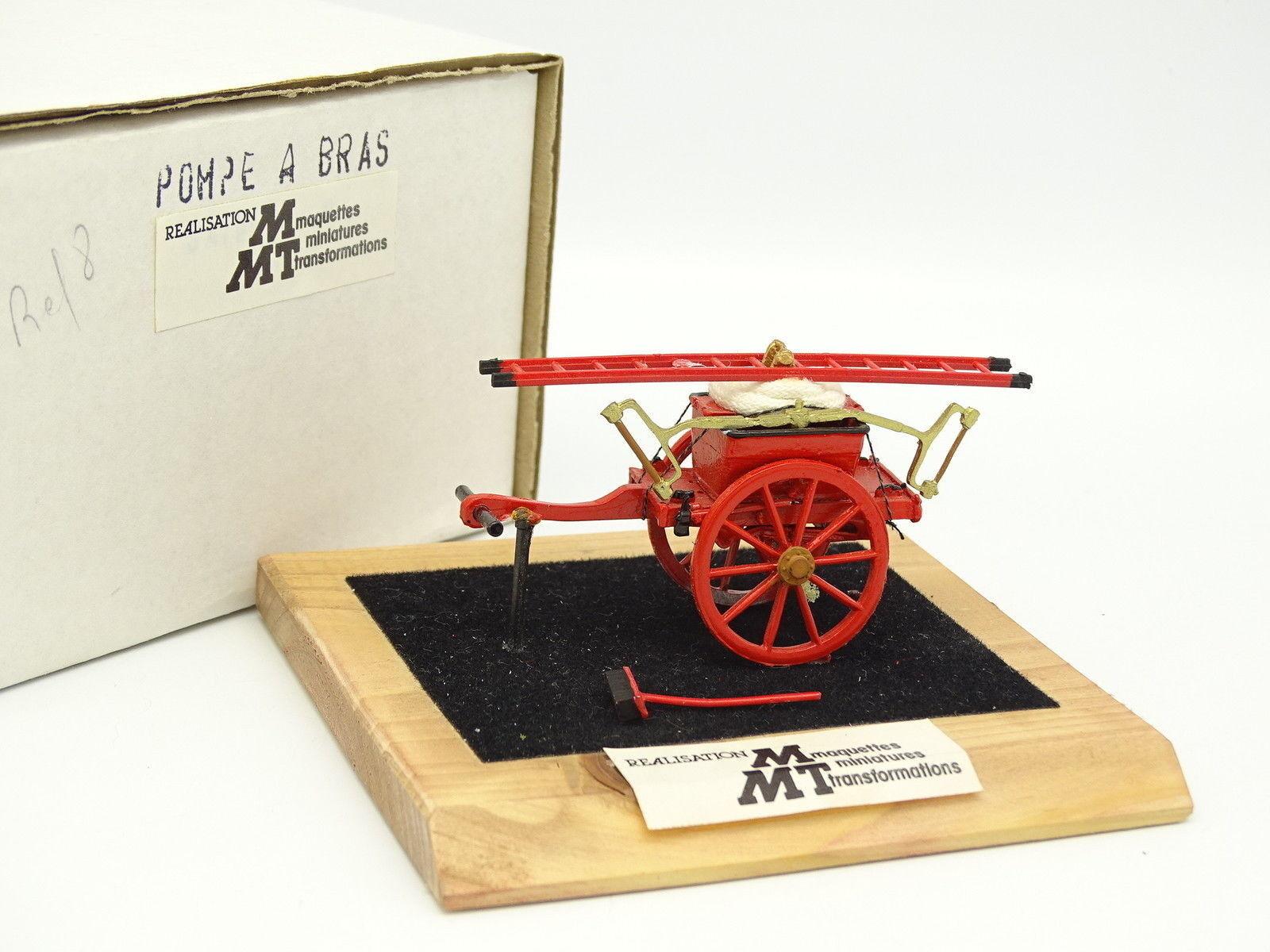 MMT Kit Montado 1 43 - Bomba de brazos Fuego - Bomberos