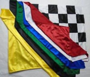 race track flags nascar official full size hand held racing flags