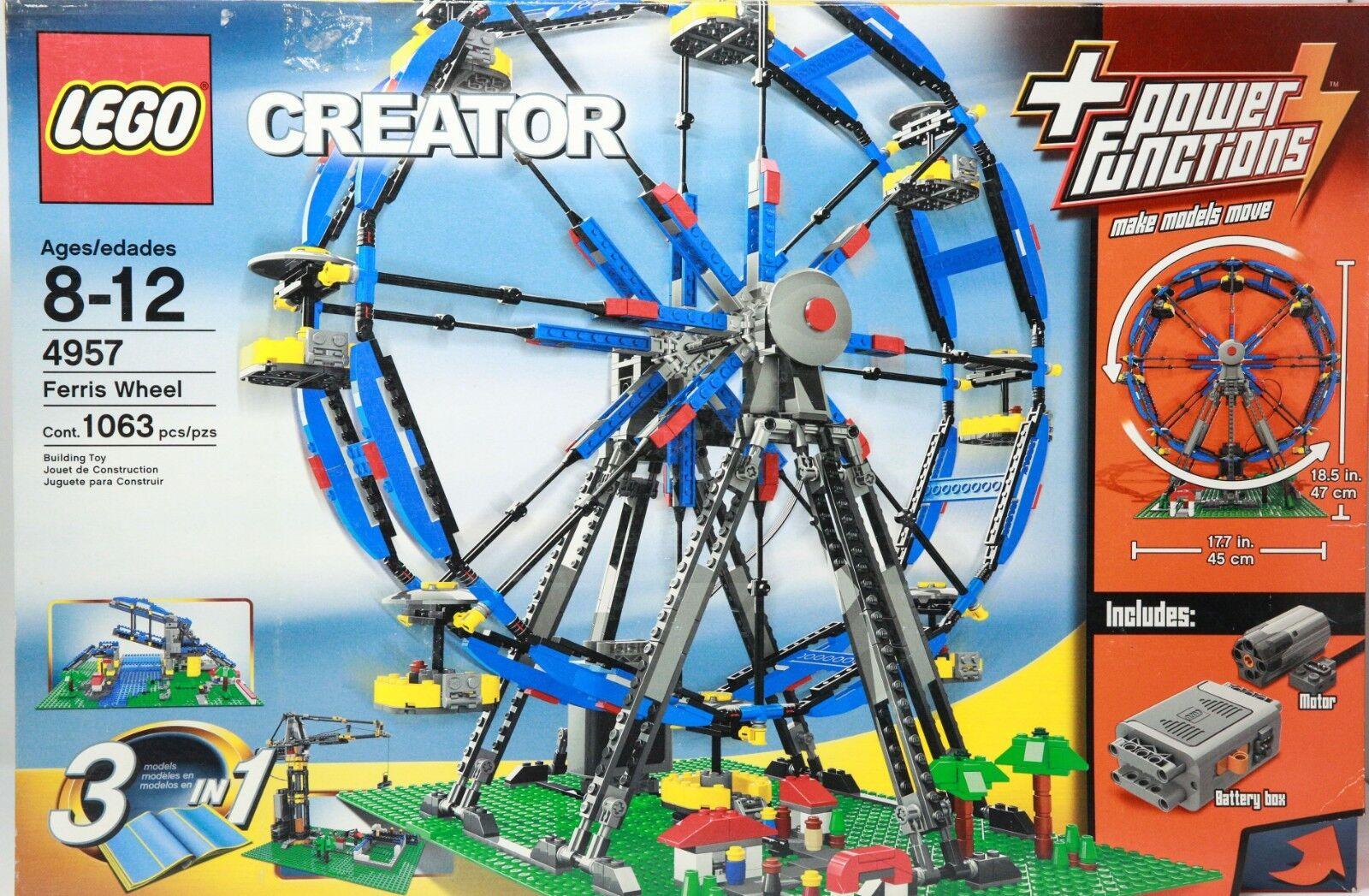 LEGO Creator Ferris Wheel 2007  4957