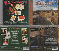 2 CD, Markonee-Club of Broken Hearts + SOUL seller-Back to Life, AOR