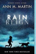 Rain Reign by Ann M. Martin (2018, Paperback)