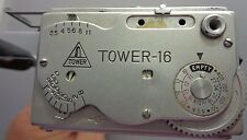 Sears Tower 16 minuature Camera 1959, Mamiya-16 Super with Tower name, Rare!