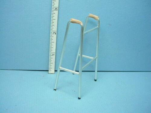 Goldsberry Miniature Walker-Aluminum  Handcrafted in 1//12th Scale by B