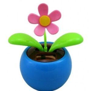 2b11b7007c5cc0 solar flower dancing flip flap car motion ornament window moving ...