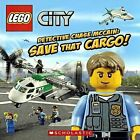 Detective Chase McCain: Save That Cargo! by Trey King (Hardback, 2013)