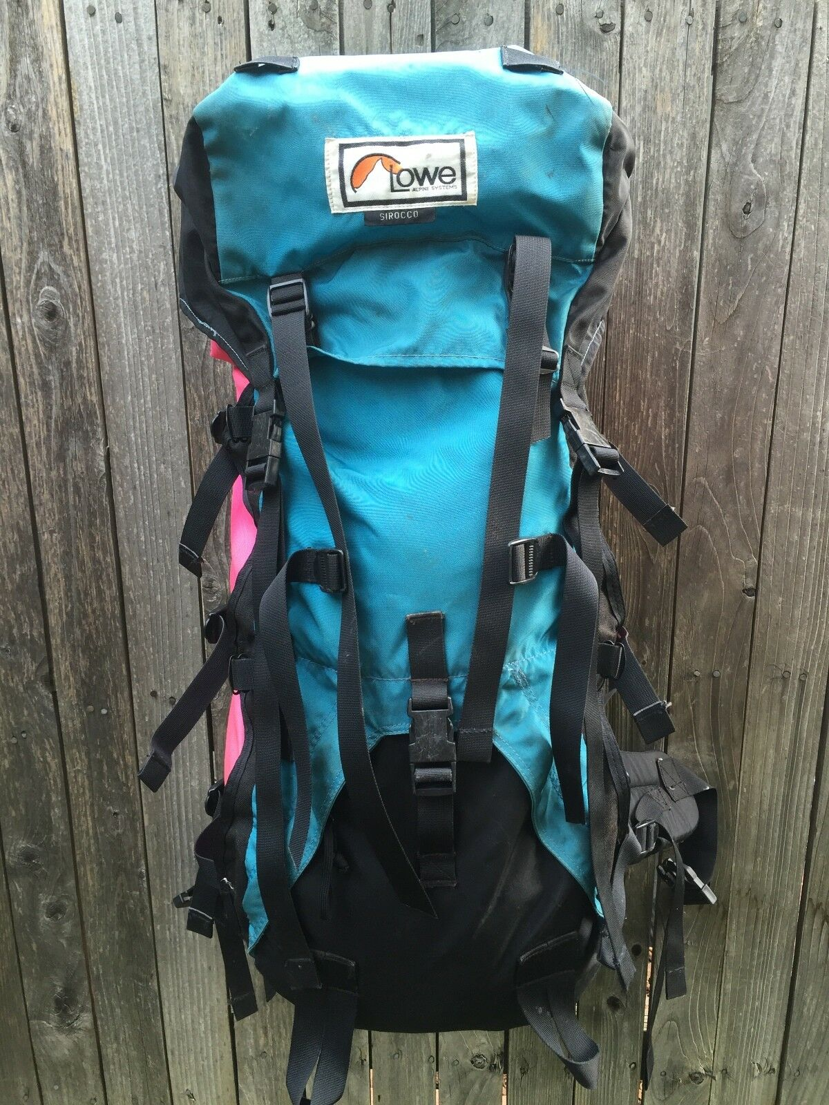 Lowe Alpine Sirocco Backpack Nd 60 15 Internal Frame   eBay