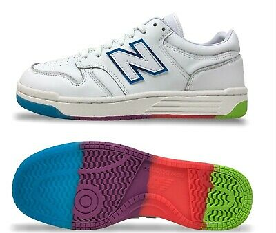 Details about New Balance 480 Low Kawhi 'Jolly Rancher' Mens Shoes White/Multi BB480LJY (NEW)