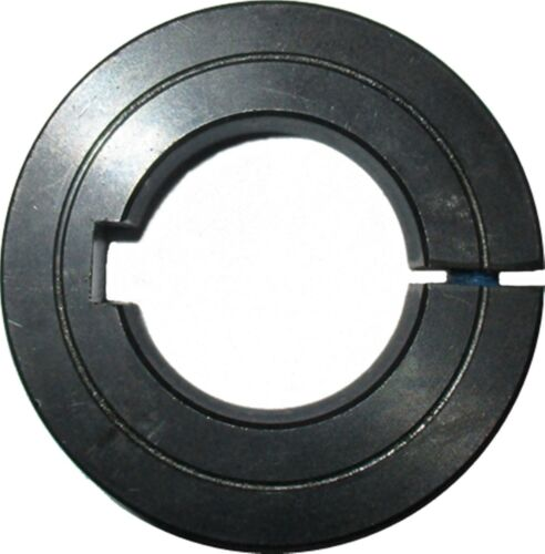 Clamping Ring with Keyway js9 for Waves h9 26mm Steel c45 Gunmetal