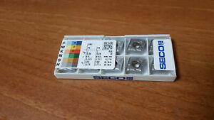 Seco 10 pcs CNMG 432-M3,TP1501  Carbide Inserts  CNMG 120408-M3,TP1501