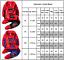 thumbnail 11 - Kids Boys Spiderman Costume Tracksuit Set Comfort Tops Pants Casual Outfit Suit